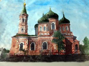 Ольгинский храм2